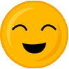 Happy Emoji Feedback