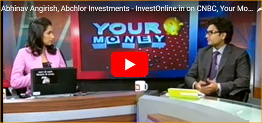 Abhinav Angirish, Abchlor Investment Advisors on YouTube (CNBC)
